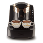 Okka Turkish Coffee Machine BLACK