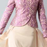 Piece Skirt Hijab Evening Dresses4