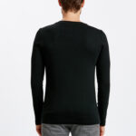 Bicycle Neck Long Sleeve T-Shirt2