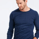 Bicycle Neck Long Sleeve T-Shirt4