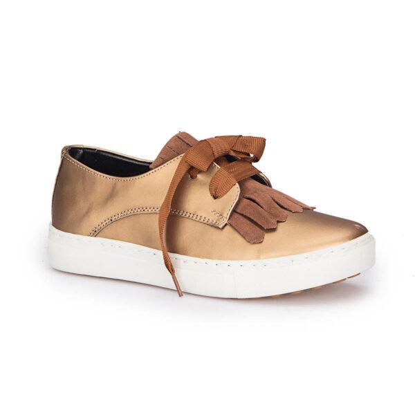 80e0caab3 حذاء بناتي دهبي كعب أبيض تصميم حديث - صناعة تركية - Turkish Products ...
