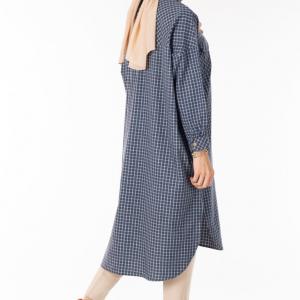 قميص نسائي فضفاض تصميم جذاب - صناعة تركية