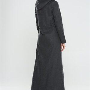 كاب نسائي أسود تصميم جذاب – صناعة تركية