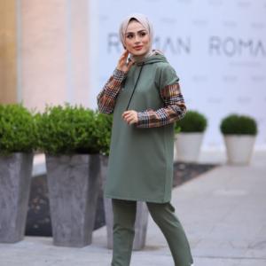 ملابس رياضية نسائية تصميم جذاب – صناعة تركية